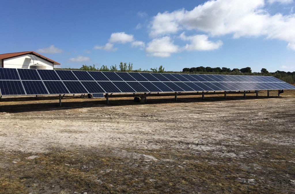 40KW Bombeo Fotovoltaico