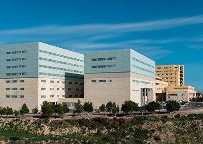Hospital Materno Infantil: Torrecardenas en Almería