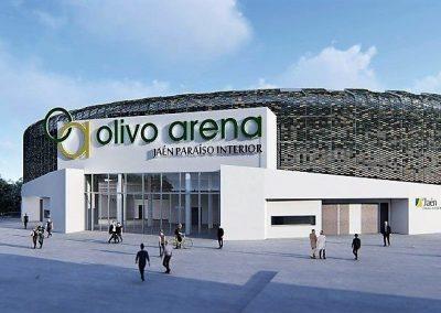 Palacio de deportes Olivo Arena Jaén